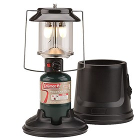 coleman 2 mantle instastart quickpack lantern