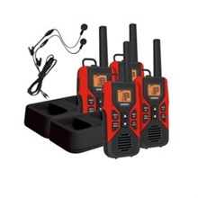 Two Way Radio Four Packs uniden gmr3055 2ckhs 4 pack