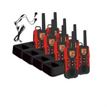 Two Way Radios 8 Packs uniden gmr3055 2ckhs 8 pack