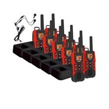 Two Way Radios 10 Packs uniden gmr3055 2ckhs 10 pack