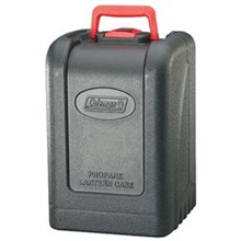 Coleman Lighting coleman propane lantern hard shell carry case