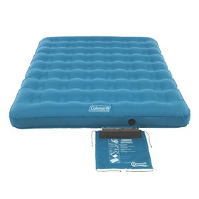 coleman durarest single high queen size airbed