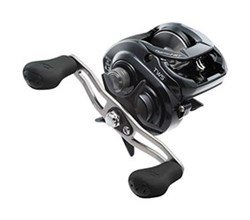 High Speed Left Hand Retrieve Baitcasting Reels daiwa tatula hd200hl