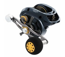 Hyper Speed Left Hand Retrieve Baitcasting Reels daiwa lexa hd400xsl p