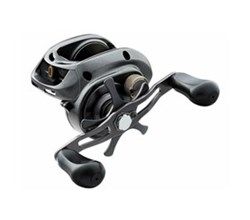 High Capacity Left Hand Retrieve Baitcasting Reels daiwa lexa400hl