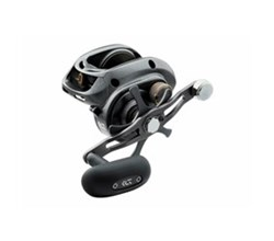 High Capacity Left Hand Retrieve Baitcasting Reels daiwa lexa400hsl