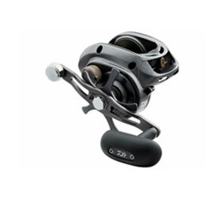 High Capacity High Power Baitcasting Reel With Power Handle daiwa lexa400pwr p