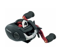 Left Hand Retrieve Baitcasting Reel Swith Twitchin Bar daiwa mf100thsl
