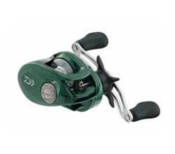 Low Profile Left Hand Retrieve Baitcasting Reels daiwa lgn100hsla