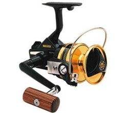 Black Gold BG Heavy Action Spinning Reels daiwa bg20