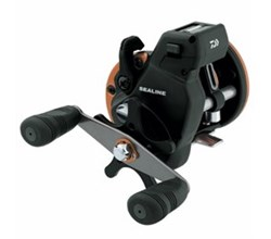 Line Counter Reels With Dual Paddle Handle daiwa sg27lc3bw