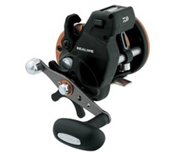 Line Counter Reels With Counter Balanced Handle daiwa sg47lc3b