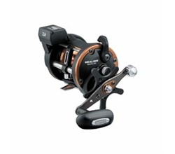 Left Hand Winding Linecounter Reels daiwa sg47lc3bl