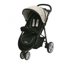 Single Strollers graco aire 3 click connect stroller