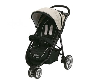 graco aire 3 click connect stroller