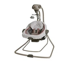 Bouncers graco duetconnect lx