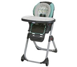 Standard High Chairs graco duo diner lx highchair