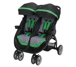 Double Strollers graco fast action click connect duo