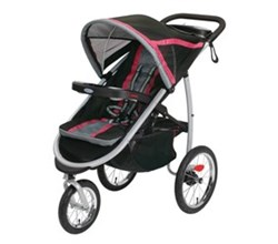 Strollers graco fast action click connect jogger