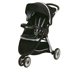 Strollers graco fast action click connect sport stroller