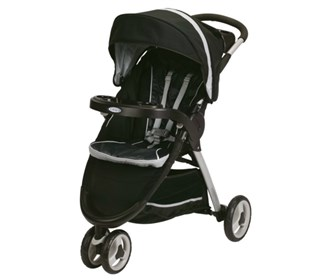 graco fast action click connect sport stroller