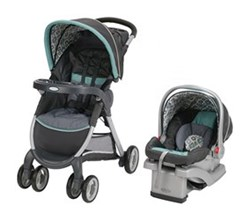 Travel Systems graco fast action travel system