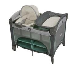 Top Infant Items graco pnp newborn napper dlx