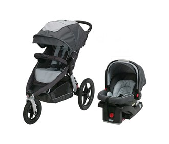 graco relay travel system click connect