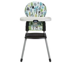 Standard High Chairs graco simple switch highchair