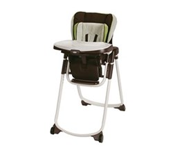 Top Toddler Items graco slim spaces highchair