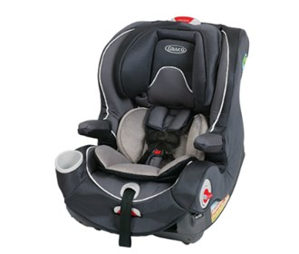 Graco Smart Seat 3 in 1 Car Seat