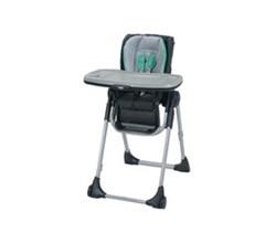 Standard High Chairs graco swift fold lx