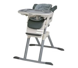 Standard High Chairs graco 3x00sol