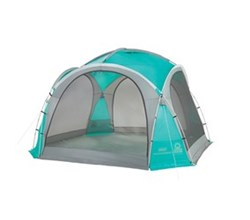 Coleman Canopies and Shelters coleman 12 ft x 12 ft mountain view screendome shelter