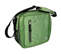 Coleman Soft Coolers coleman messenger bag lime