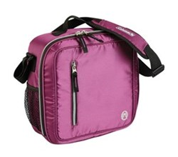 Coleman Soft Coolers coleman messenger bag purple