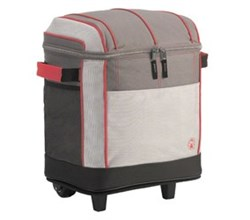Coleman Coolers coleman soft 42 can cooler wheeled with liner mix
