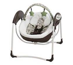 Swings Soothers graco glider lite