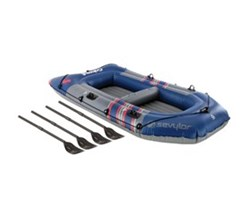 Sevylor sevylor colossus 4 person inflatable boat