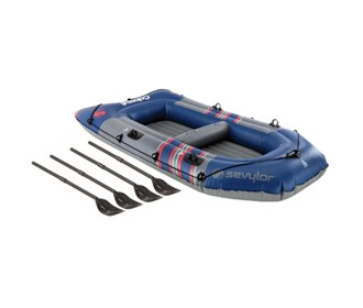 sevylor colossus 4 person inflatable boat