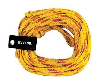 sevylor reflective 1 4p towable rope