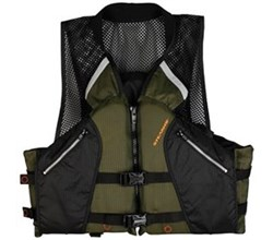 Stearns stearns comfort series collared angler vest