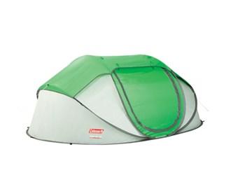 coleman popup 4 tent