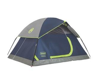 coleman sundome 2 person dome tent