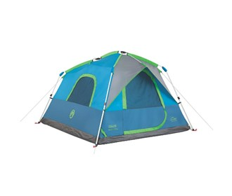 coleman 6 person instant tent