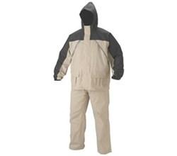 Coleman Apparel coleman pvc nylon suit tan