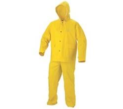 Coleman Apparel coleman pvc poly suit