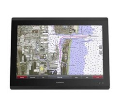 With Coastal Charts garmin gpsmap 8622