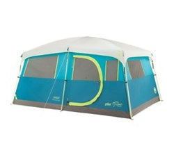 Coleman shop by size 6 to 9 people coleman tenaya lake fast pitch 8 person cabin