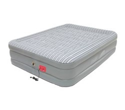 Coleman Queen Size coleman pillowstop double high queen size airbed